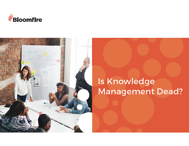 Knowledge_Management_Dead_Title